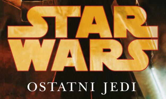 #CzytamyLegendy czyli RECENZJA KSIĄŻKI Ostatni Jedi