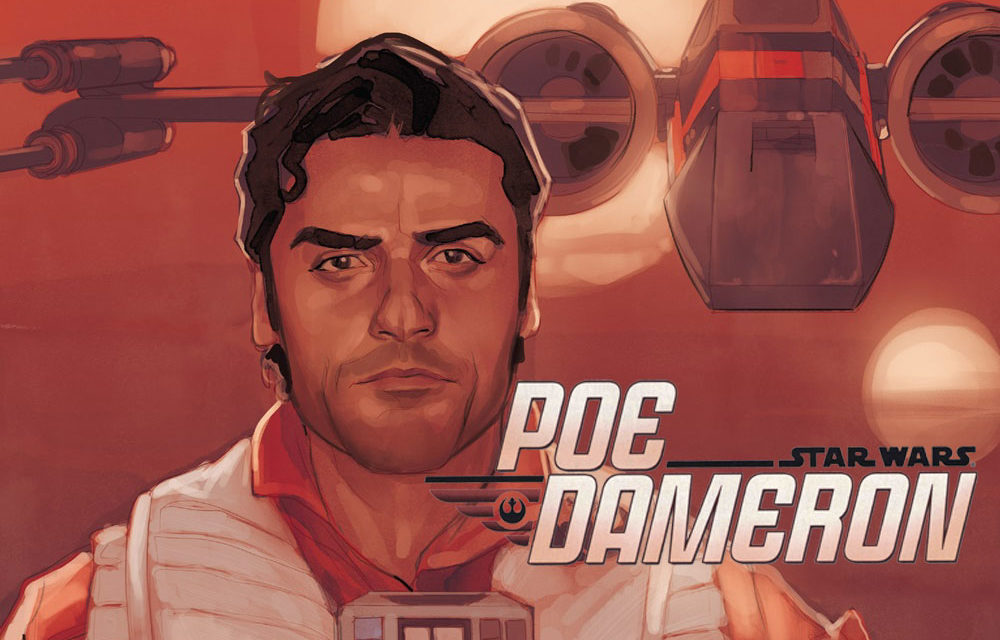 RECENZJA KOMIKSU – Poe Dameron 018