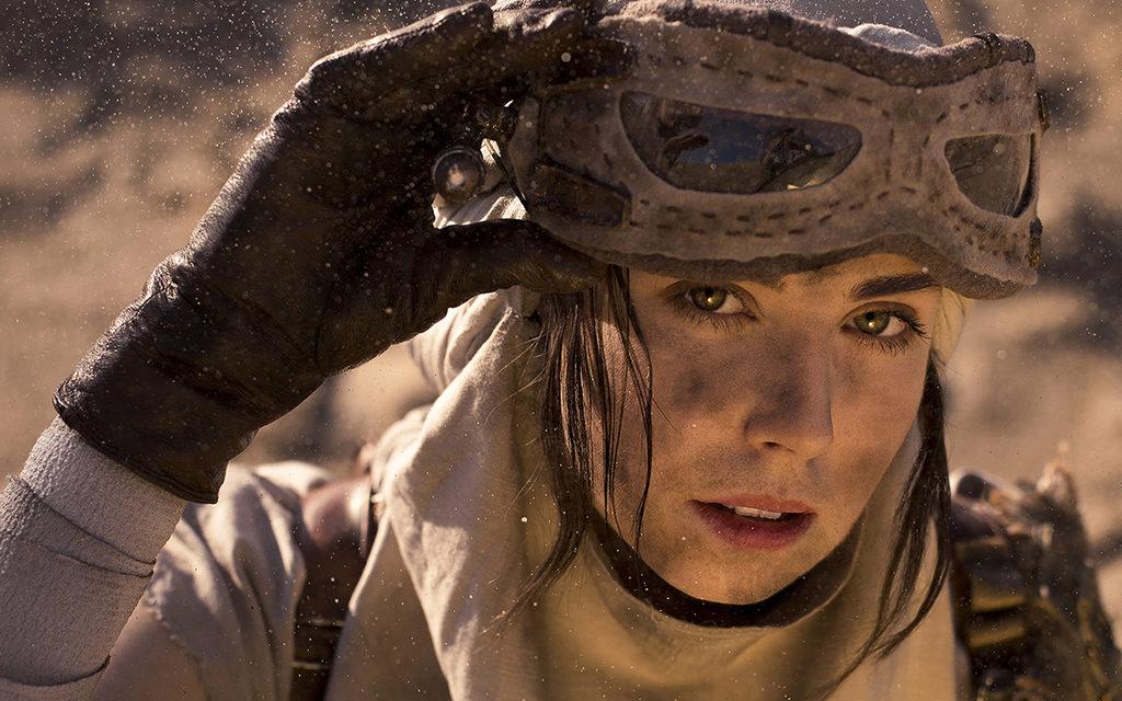 Cosplay tygodnia: Rey na Jakku!