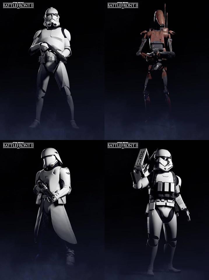 Punkty bitewne w Star Wars Battlefront II