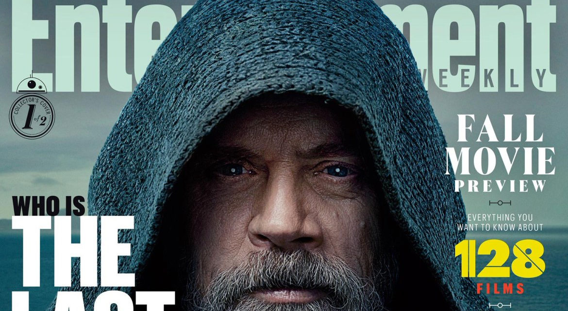 The Last Jedi w Entertainment Weekly