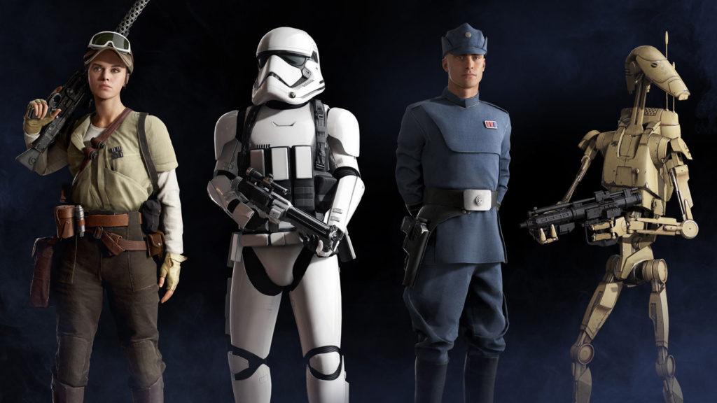 Punkty bitewne w Star Wars: Battlefront II