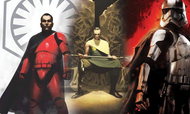 Niesamowite plakaty towarzyszące książce Star Wars Phasma