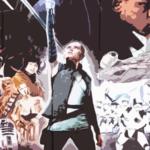 Rey i Najwyższy Porządek na materiałach z Ostatniego Jedi