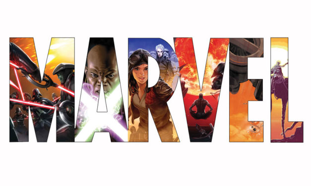 Marvel zapowiedział komiksy Star Wars na listopad