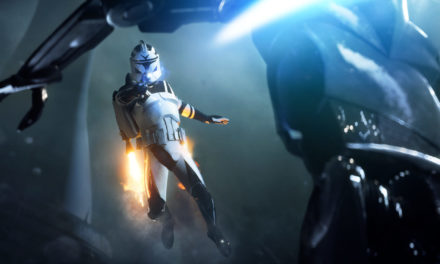 Punkty bitewne oraz klasa ciężka w Star Wars Battlefront II