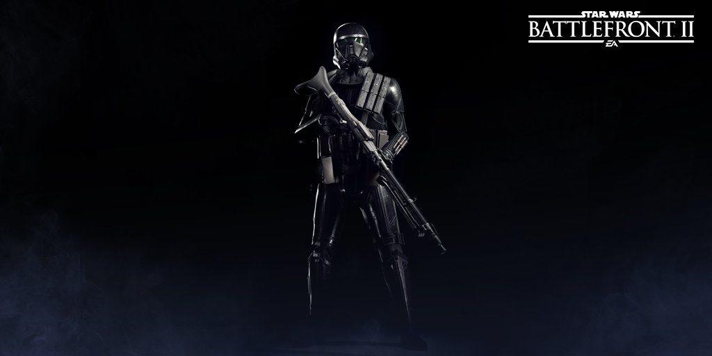 Postaci specjalne w Star Wars Battlefront II