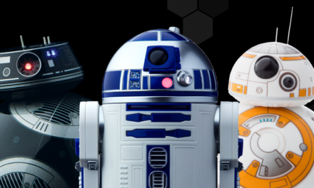 Zobaczyliśmy kolejne droidy od Sphero