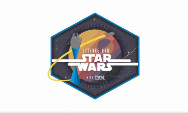 Nauka i Gwiezdne Wojny – jest pierwszy odcinek