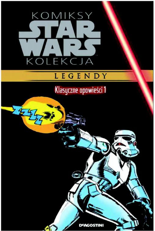 Kolekcja komiksów Star Wars już wkrótce w Polsce! Co wiemy?