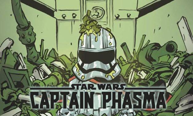RECENZJA KOMIKSU – Captain Phasma 001