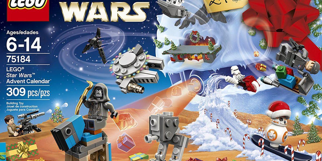 Kalendarz adwentowy LEGO Star Wars 2017