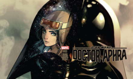 RECENZJA KOMIKSU – Doctor Aphra 012