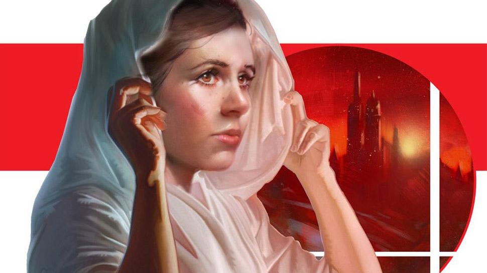 powieść Leia Princess of Alderaan