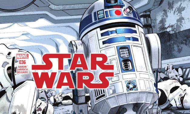 RECENZJA KOMIKSU – Star Wars 036