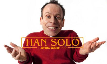 Szczegóły roli Warwicka Davisa w Hanie Solo