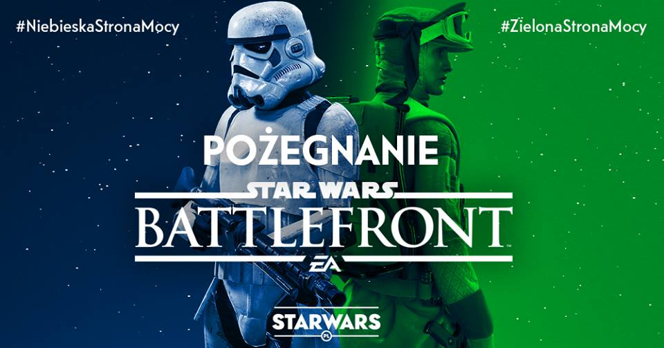 EVENT: Pożegnanie gry Star Wars Battlefront