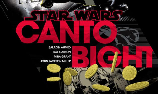 Szczegóły historii zawartych w książce Canto Bight