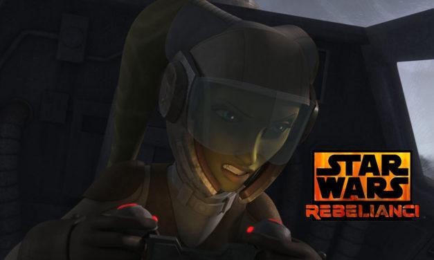 Tytuły kolejnych odcinków Rebeliantów ujawnione