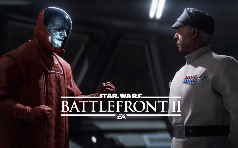 Ostatni rozkaz Imperatora w Battlefront II
