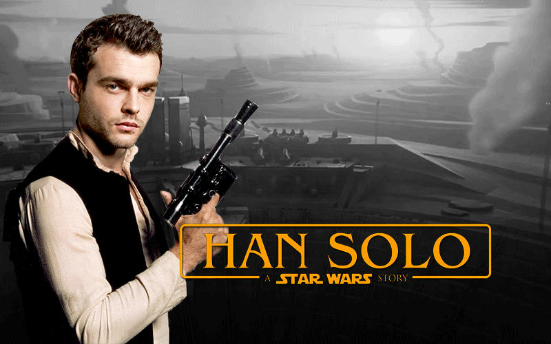 Zwiastun filmu o Hanie Solo jest już gotowy
