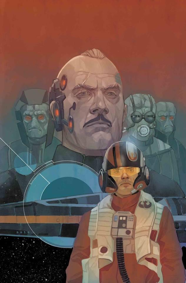 Marvel zapowiedział komiksy Star Wars na grudzień