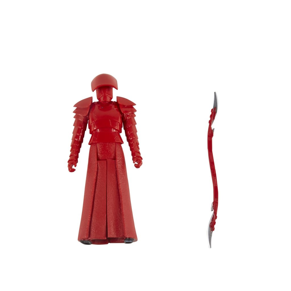Ekskluzywne figurki Star Wars: The Black Series związane z Ostatnim Jedi