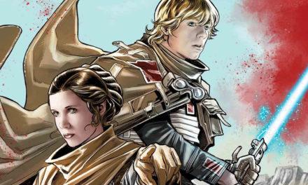 Burze nad Crait – komiksowy prequel do Ostatniego Jedi