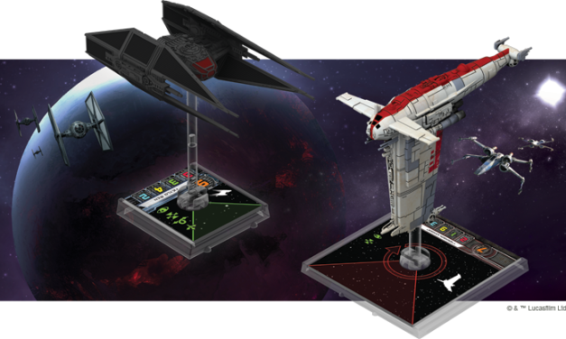 Ostatni Jedi w kosmosie, czyli XIII fala do X-winga