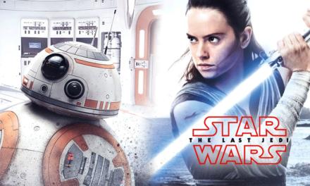 Wyjątkowe plakaty i grafiki z Ostatniego Jedi