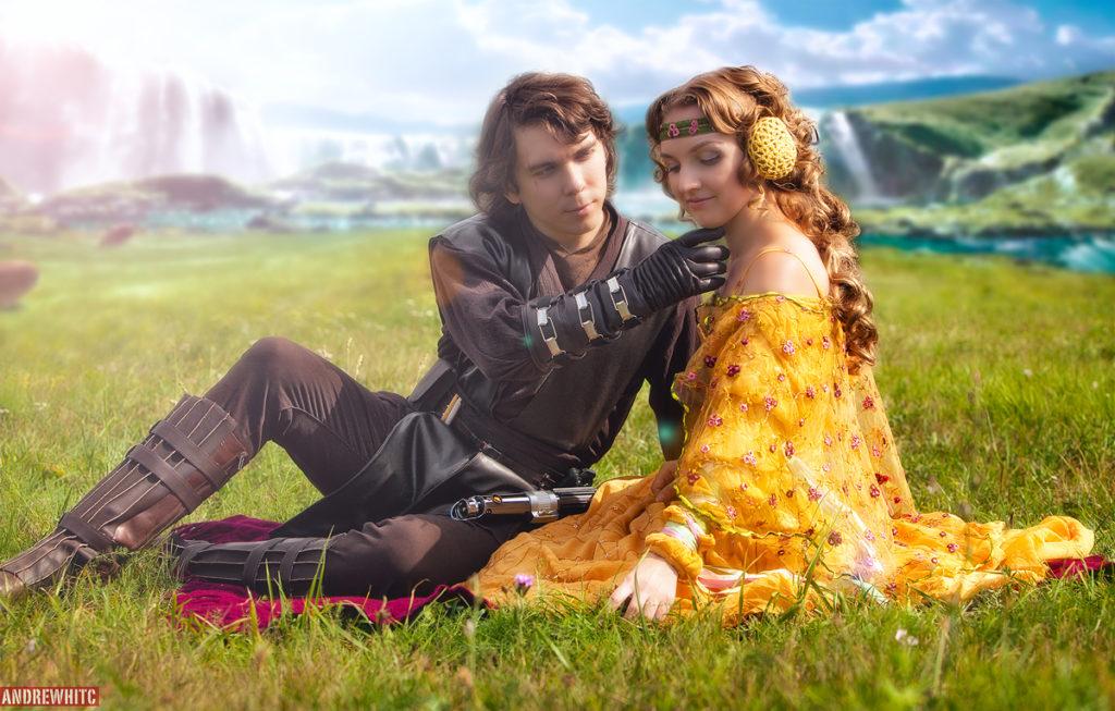 Miłość Anakina i Padme