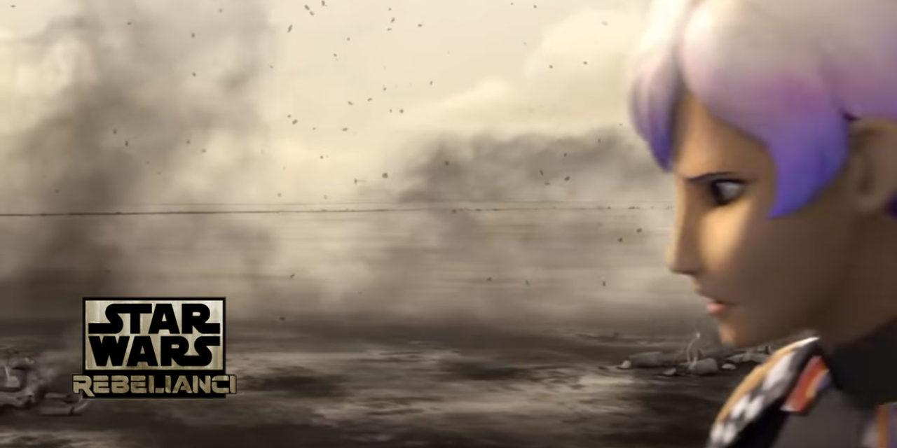 Pojawiło się nowe promo 4. sezonu Rebeliantów