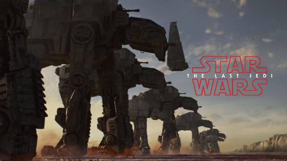 Reakcje redakcji na nowy trailer Ostatniego Jedi