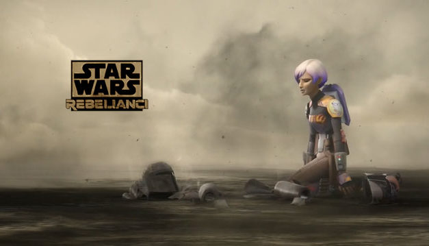 RECENZJA SERIALU – Star Wars Rebels S04E01-02