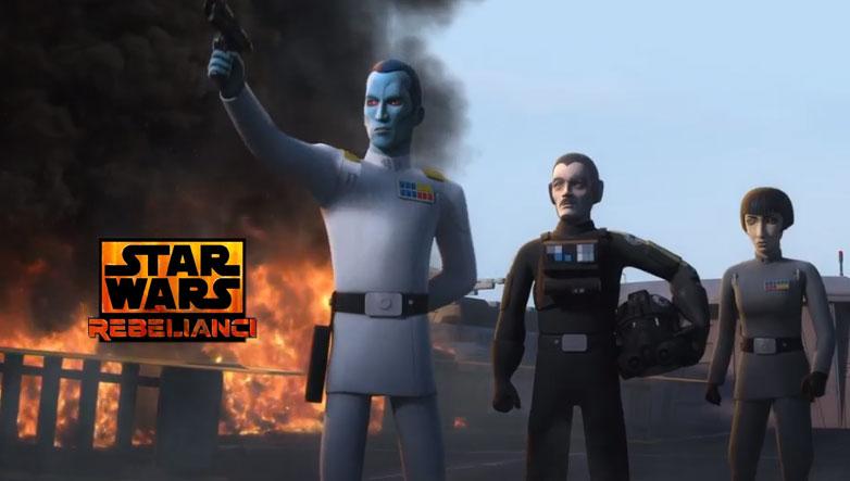 RECENZJA SERIALU – Star Wars Rebels S04E05-06