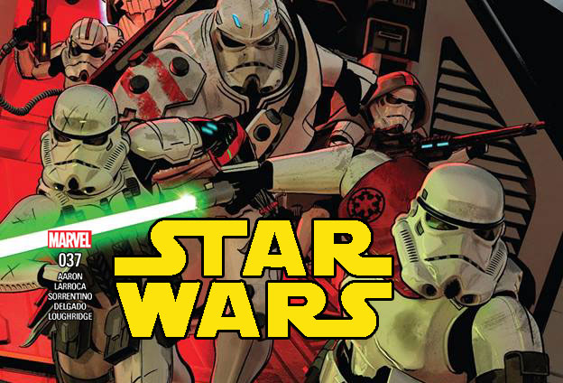 RECENZJA KOMIKSU – Star Wars 037