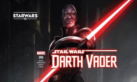 RECENZJA KOMIKSU – Darth Vader (2017) 006