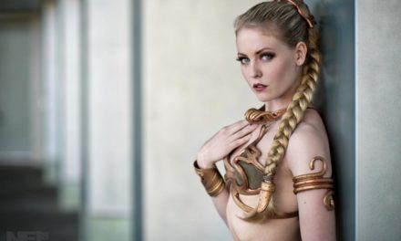 Cosplay tygodnia: Księżniczka Leia z Pałacu Jabby