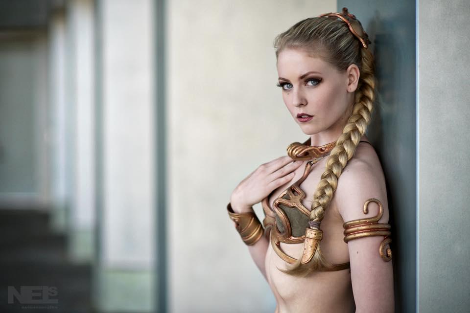 Leia z Pałacu Jabby