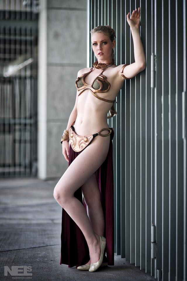 Piękna Leia