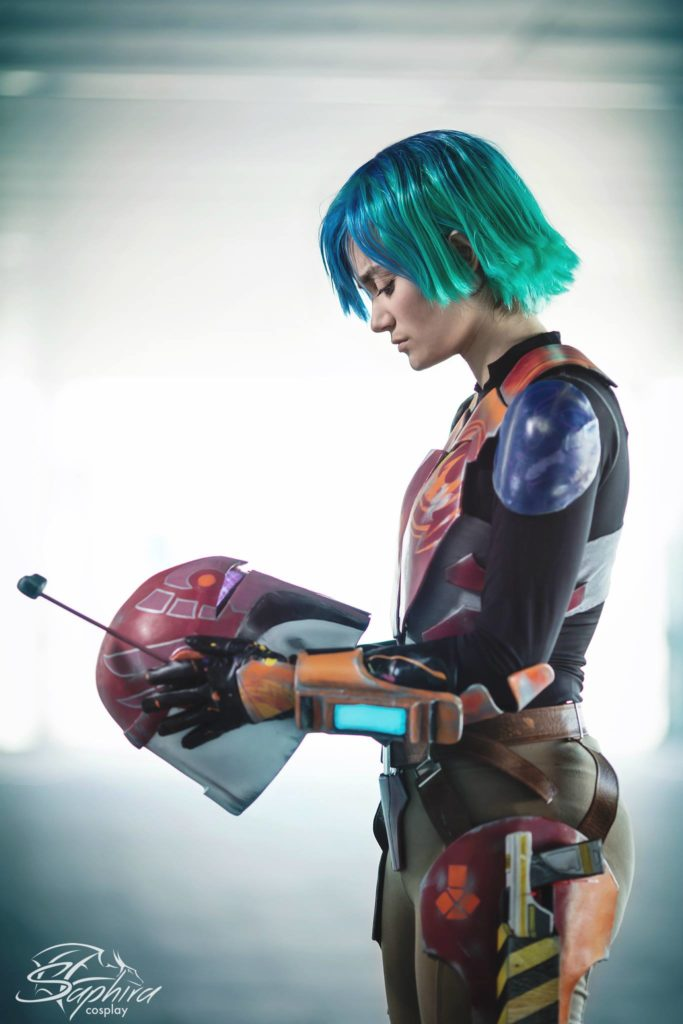 Sabine Wren - Rebelianci