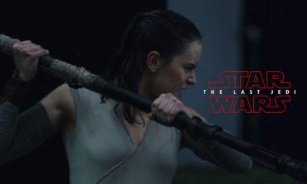 Nowy materiał zza kulis Ostatniego Jedi!