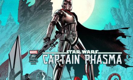RECENZJA KOMIKSU – Captain Phasma 002