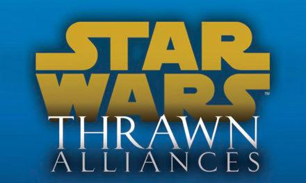 Thrawn: Alliances – nowa powieść Zahna