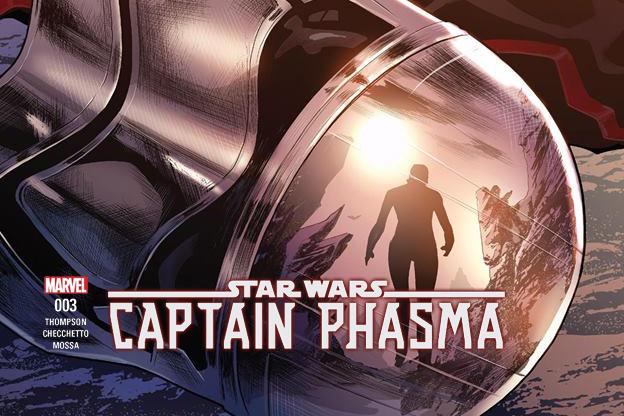 RECENZJA KOMIKSU – Captain Phasma 003
