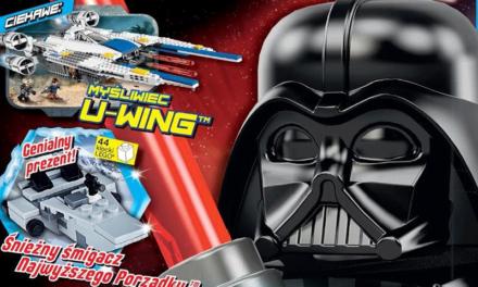 Październikowy numer magazynu LEGO Star Wars