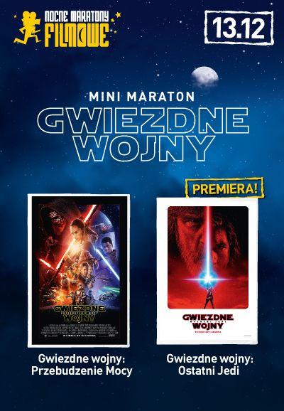 Maraton Star Wars w polskich kinach