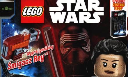Wrześniowy numer magazynu LEGO Star Wars