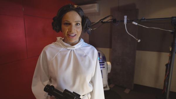 Star Wars Battlefront II – poznajcie polską księżniczkę Leię!