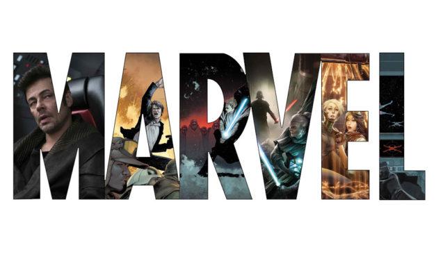 Marvel zapowiedział komiksy Star Wars na styczeń